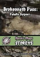Heroic Maps - Storeys: Brokenoath Pass Paladin Outpost