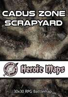Heroic Maps - Cadus Zone Scrapyard