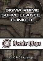Heroic Maps - Sigma Prime Surveillance Bunker