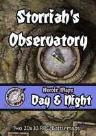Heroic Maps - Day & Night: Storriah's Observatory