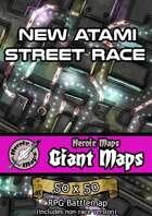 Heroic Maps - Giant Maps: New Atami Street Race