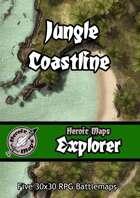 Heroic Maps - Explorer: Jungle Coastline