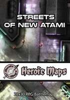 Heroic Maps - New Atami Streets