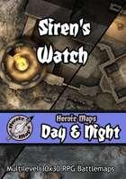 Heroic Maps - Day & Night: Siren's Watch