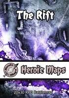 Heroic Maps - The Rift