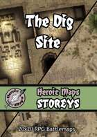 Heroic Maps -The Dig Site
