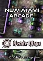 Heroic Maps - New Atami Arcade