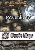 Heroic Maps - Norrøngard: Ravenkeep