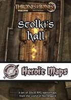 Heroic Maps - Norrøngard: Stolki's Hall