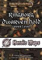 Heroic Maps - Norrøngard: Ringborg Dwarven Hold Upper Level