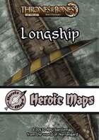 Heroic Maps - Norrøngard: Longship