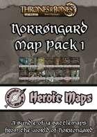 Heroic Maps - Norrøngard: Map Pack 1 [BUNDLE]