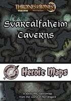 Heroic Maps - Norrøngard: Svartálfaheim Caverns