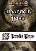 Heroic Maps - Norrøngard: Mountain Pass