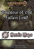Heroic Maps - Norrøngard: Barrow of the Fallen Lord