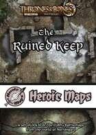 Heroic Maps - Norrøngard: The Ruined Keep