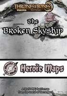 Heroic Maps - Norrøngard: The Broken Skyship