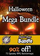 Heroic Maps - Halloween Mega Bundle [BUNDLE]