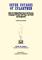 SEVEN VOYAGES of ZYLARTHEN Volume 3: Book of Magic