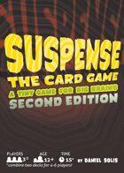 Suspense: The Card Game