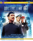 Doctor Who - Defending the Earth: The UNIT Sourcebook