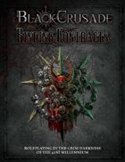 Black Crusade: Binding Contracts