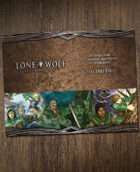 Lone Wolf Adventure Game - Read This First!