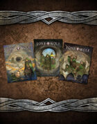 Lone Wolf Adventure Game - Sampler