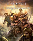 Lone Wolf Adventure Game: Heroes of Magnamund