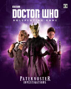 Doctor Who - Paternoster Investigations