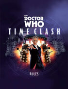Doctor Who Time Clash Starter Set Rules