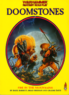 Warhammer Fantasy Roleplay Doomstones - Fire in the Mountains