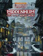 WFRP: Middenheim: City of the White Wolf