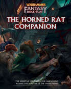 WFRP: The Horned Rat - Enemy Within Campaign Director's Cut Volume 4 Companion