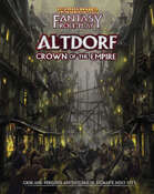 WFRP: Altdorf Crown of the Empire