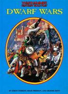 Warhammer Fantasy Roleplay Doomstones - Dwarf Wars