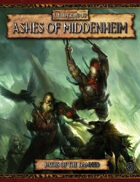 Warhammer Fantasy Roleplay 2nd Edition: Ashes of Middenheim