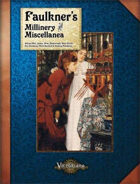 Victoriana - Faulkner's Millinery and Miscellanea