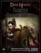 Dark Heresy: Salvation Demands Sacrifice