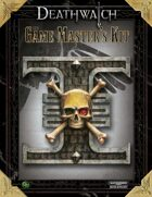 Deathwatch: Game Master's Kit