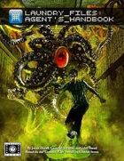 The Laundry - Agent's Handbook