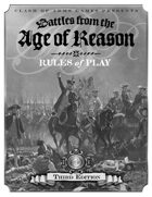 Battles From the Age of Reason, Version 3.3 Edition Rules