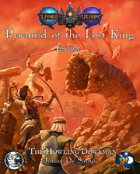 Pyramid of the Lost King Extra - The Howling Dolman