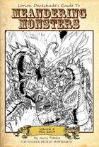 Meandering Monsters: Volume 1