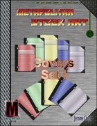 Metapolitan Stock Art - Covers Set 01