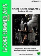(G-Core) Italiano Orrore: Survival Horror Vol. 1