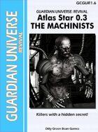 (G-Core) Guardian Universe Revival: Atlas Star: Machinists