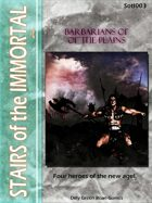 (G-Core) Barbarians of the Plains (Stairs of the Immortal)