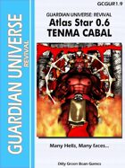 (G-Core) Atlas Star: Tenma Cabal