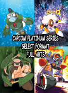 Select Format Characters - Capcom Platinum Series 1